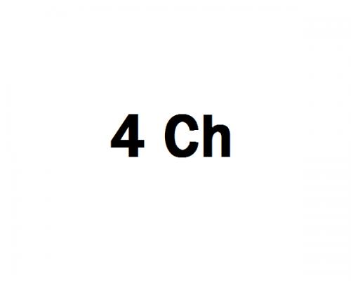 4 Ch Erősítő